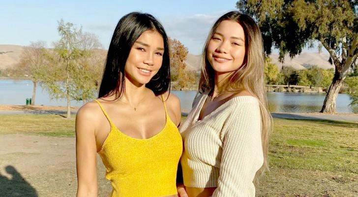 Tussen moeder en dochter zit 24 jaar verschil, maar iedereen beschouwt hen als zussen