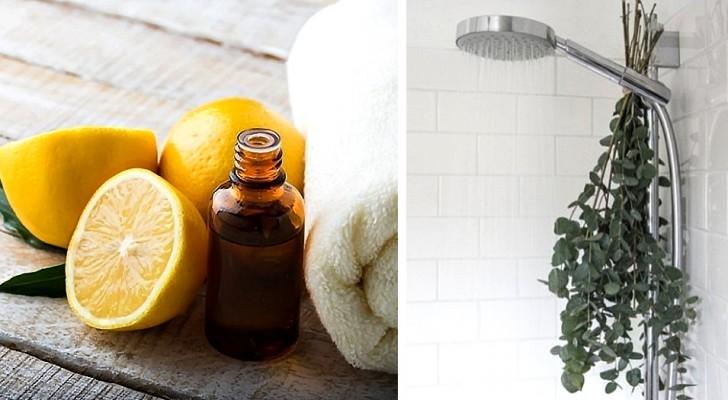 4 modi semplici e pratici per prepararsi una splendida doccia rilassante