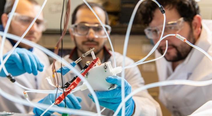 Usare la CO2 per produrre tessuti, vernici, materiali edili e molto altro: un nuovo catalizzatore lo rende possibile