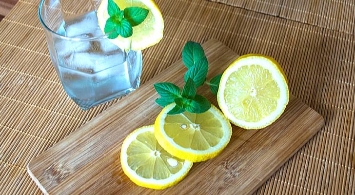 What happens to our body if we regularly take water and lemon