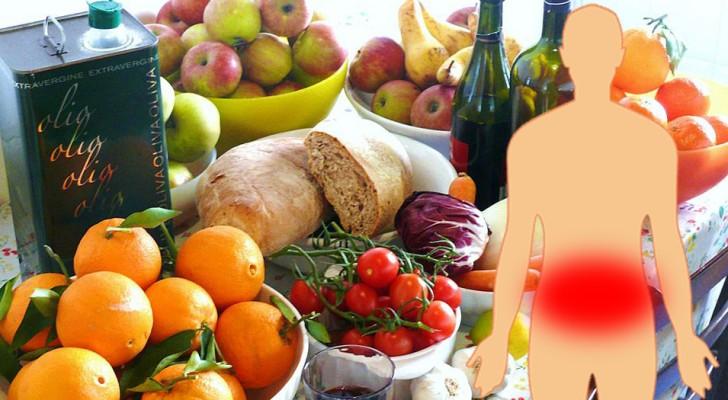 La dieta mediterranea aiuta l'intestino a produrre batteri buoni e contrasta l'invecchiamento: parola della scienza