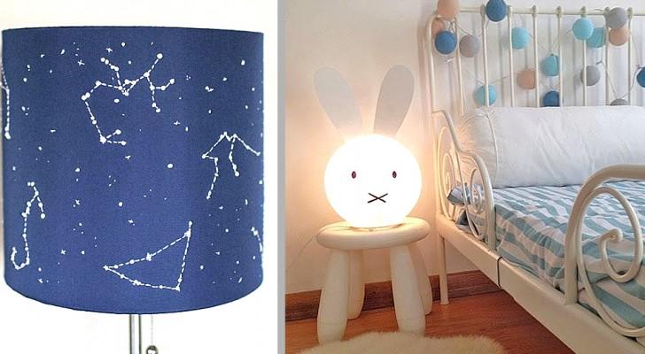 5 idee una più bella dell'altra per creare lampade fai da te e illuminare la vostra casa di creatività