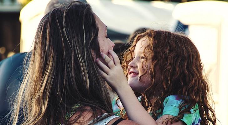 Moeders weten goed hoe ze hun pijn moeten verbergen, zodat hun kinderen zich geen zorgen maken