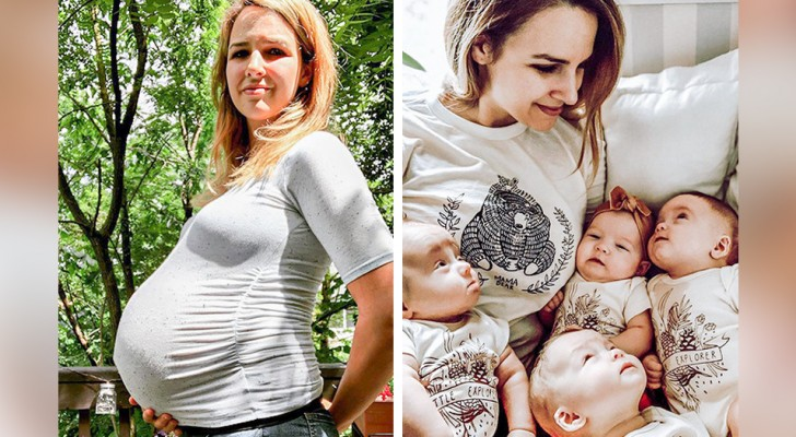 Before and after pregnancy: these 9 photos describe movingly what it means to give birth to a child