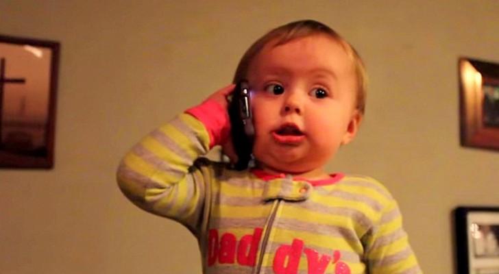 Papa, ouvre grands les oreilles, j'ai quelque chose d'important à te dire!
