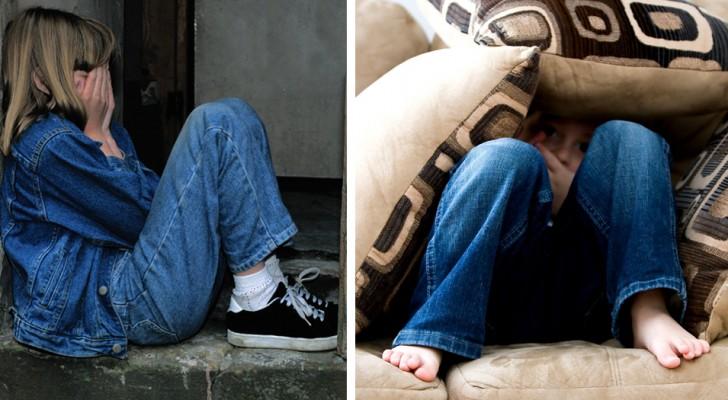 6 sinais que podem indicar uma carência afetiva nas crianças