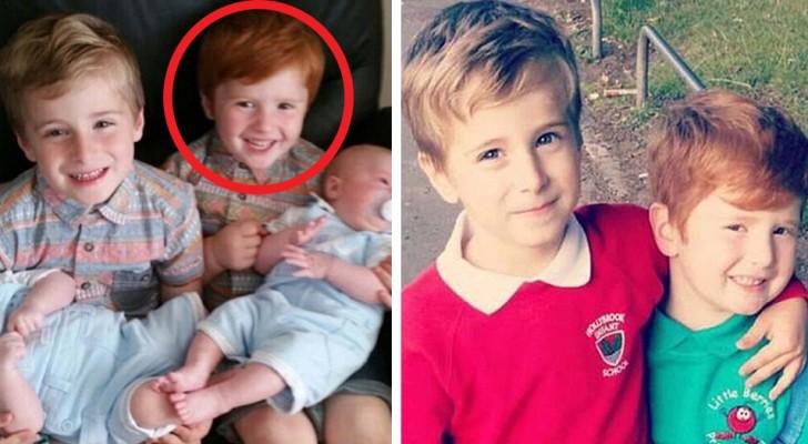 Un garçon de 3 ans est victime de harcèlement juste parce qu'il a les cheveux roux : sa mère dénonce l'épisode sur les réseaux sociaux
