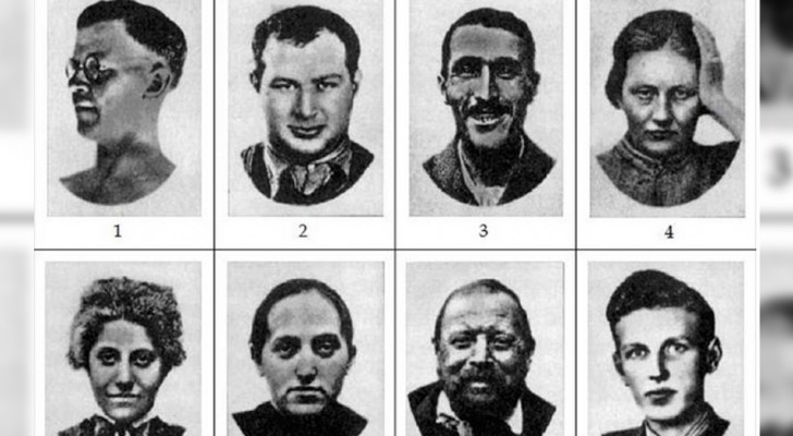 Selon un ancien test psychologique, choisir l'un de ces portraits pourrait révéler des traits de personnalité cachés