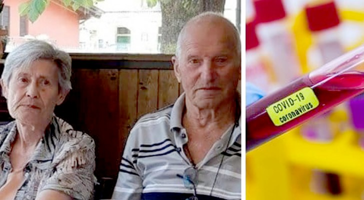 After 60 years of marriage, husband and wife die a few hours apart from Coronavirus