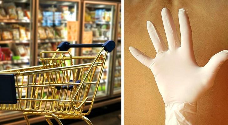 Coronavirus: 5 goldene Regeln zur Minimierung des Infektionsrisikos beim Einkaufen im Supermarkt