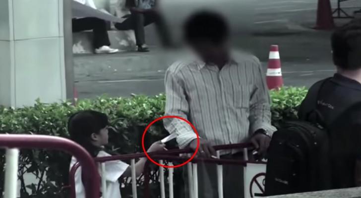 Bambini e sigarette: una delle più incisive campagne anti-fumo che abbia mai visto