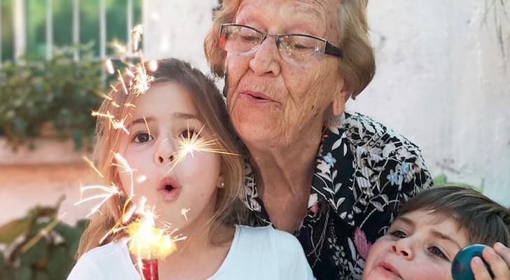 Il distanziamento sociale è il momento per stare a casa e proteggere i nostri nonni dal Coronavirus