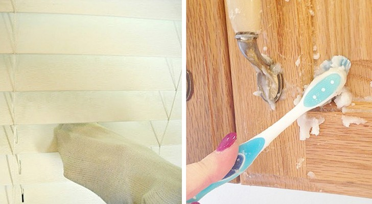 12 rimedi casalinghi perfetti per pulire a fondo anche gli oggetti più trascurati