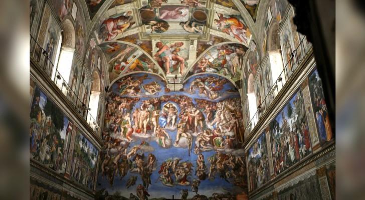 Coronavirus, i Musei Vaticani offrono tour virtuali: la Cappella Sistina si può ammirare dal divano di casa