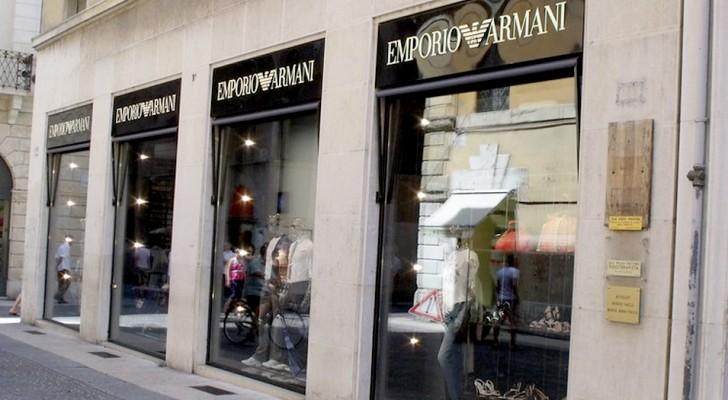 Coronavirus: Armani  converte la propria produzione italiana in camici di protezione per medici e infermieri