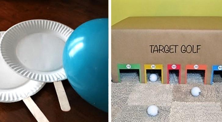 8 attività divertenti e creative da organizzare in casa per intrattenere i bambini