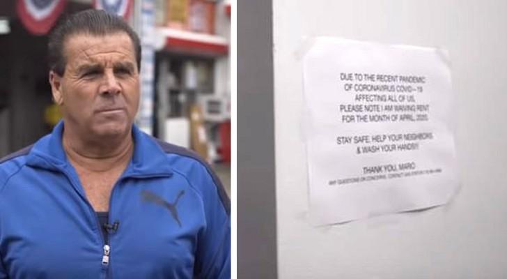Coronavirus: un proprietario di case rinuncia all'affitto di 80 appartamenti per aiutare gli inquilini in difficoltà