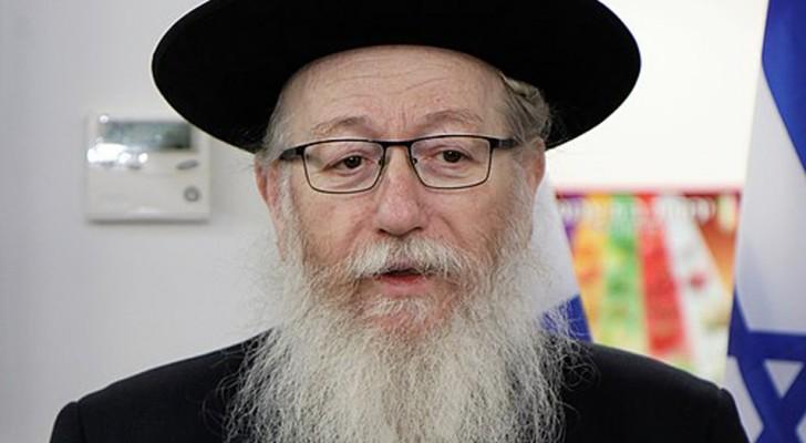 Der israelische Minister Litzman, der den Covid als eine göttliche Strafe für Homosexualität bezeichnet hatte, wurde positiv getestet