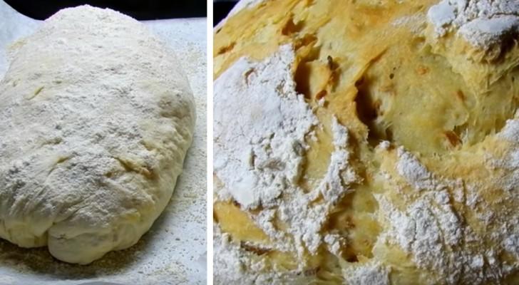 Pane fatto in casa: la ricetta per preparare il pane di patate, una variante soffice e gustosa