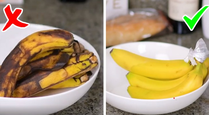 7 handige trucs die ons helpen om voedsel zo lang mogelijk vers te houden