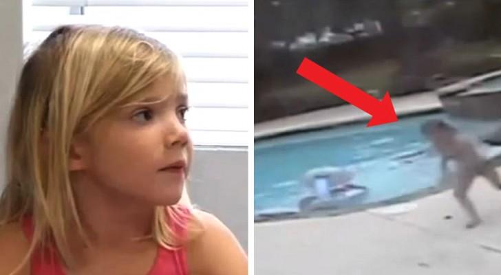 La maman s'évanouit dans la piscine : sa fille de 5 ans nage et parvient à la sauver de la noyade