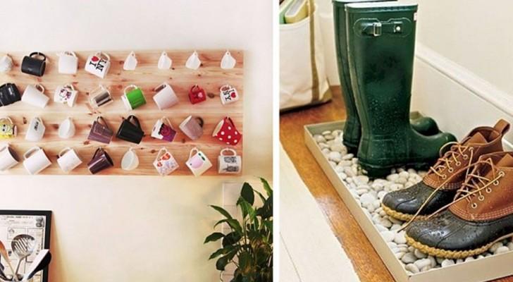 9 solutions géniales pour transformer avec style et élégance les coins les plus délaissés de la maison