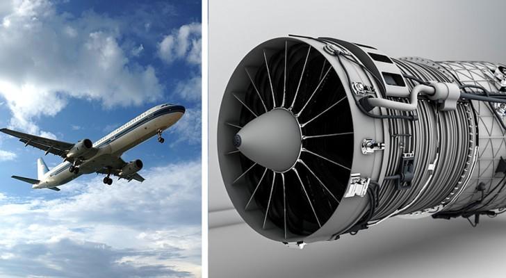 Sviluppato un motore jet totalmente elettrico: l'invenzione che può ridurre a zero le emissioni degli aerei