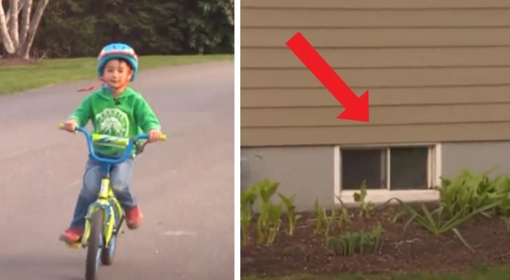 Un garçon de 3 ans sauve sa voisine âgée qui était accidentellement coincée dans son sous-sol depuis 3 jours