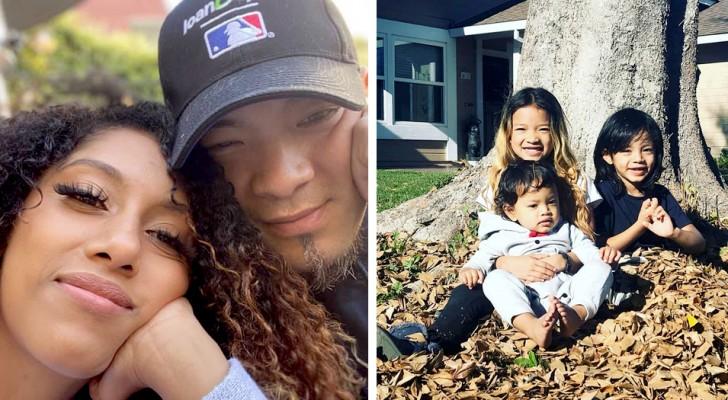 """""""Ga ergens anders wonen"""": de racistische boodschap van buren aan een familie van gemengde afkomst"""