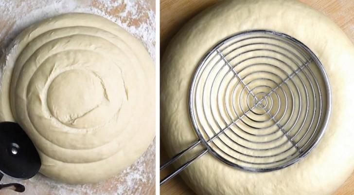 10 trucchi d'effetto per decorare il pane fatto in casa usando comunissimi utensili da cucina