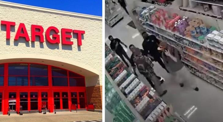 El vigilante de un supermercado es agredido por dos clientes que se negaban a utilizar la máscara
