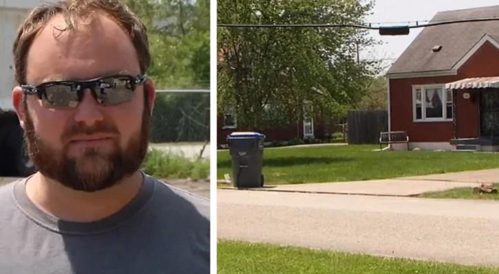 Un éboueur sauve la vie d'une vieille dame après avoir réalisé qu'elle n'a pas sorti ses poubelles depuis deux semaines