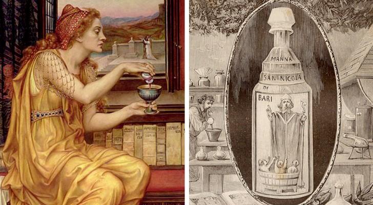 Giulia Tofana, de vrouw die ongelukkige vrouwen hielp zich van hun man te ontdoen door arsenicum in cosmetica te verkopen
