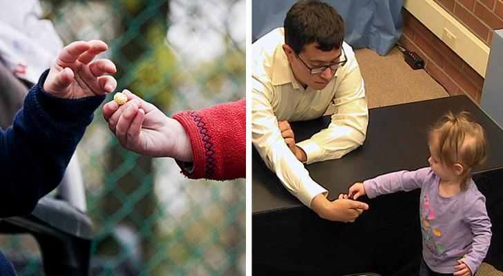 I bambini offrono il loro cibo agli altri anche quando hanno fame: una ricerca lo dimostra