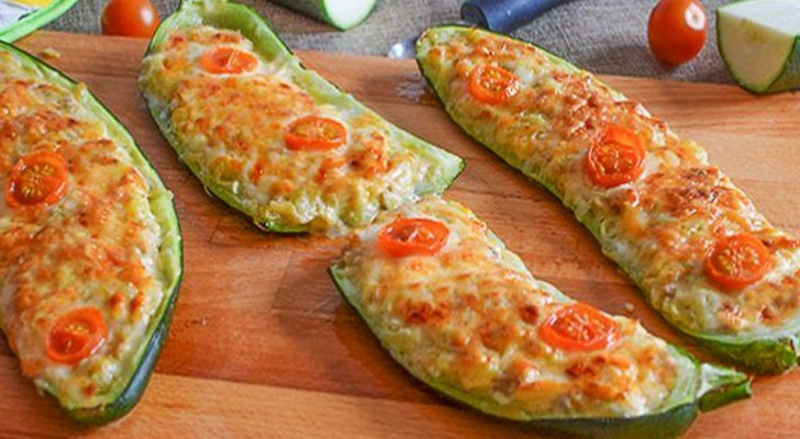 Stuffed Zucchini: a simple and tasty recipe ready in under 30 minutes