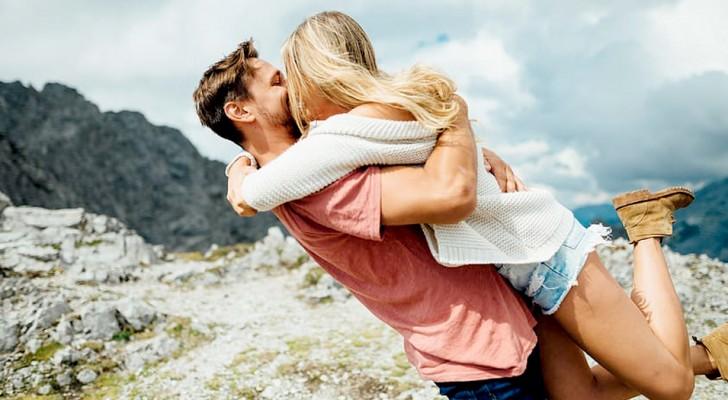 No amor, você não precisa necessariamente ser um companheiro perfeito, basta serem melhores amigos um do outro