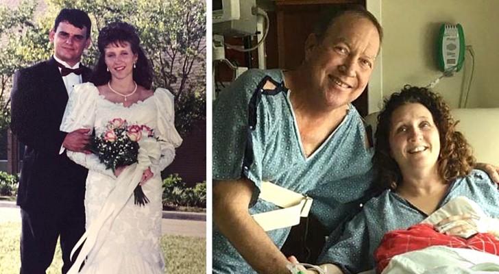 Uma viúva doa um rim ao homem que já havia recebido os órgãos de seu falecido marido