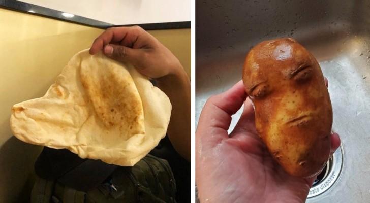 Pareidolia: 14 foto illustrano il fenomeno per cui tendiamo a dare un volto agli oggetti inanimati