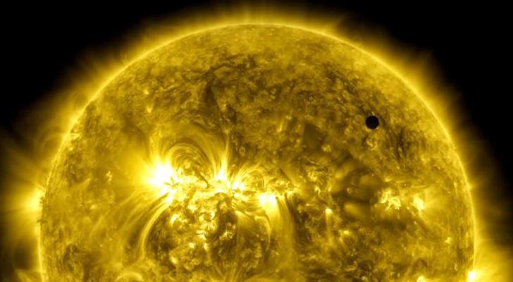 La NASA pubblica un affascinante video time-lapse che mostra l'evoluzione del Sole in 10 anni di osservazione