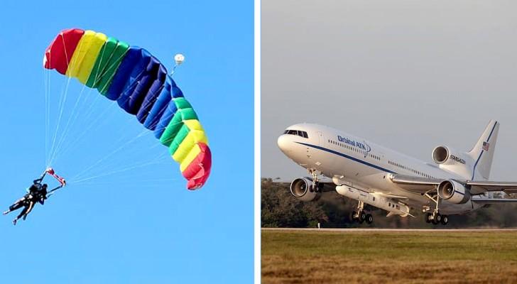 Pourquoi n'y a-t-il pas de parachutes pour les passagers des avions de ligne ?