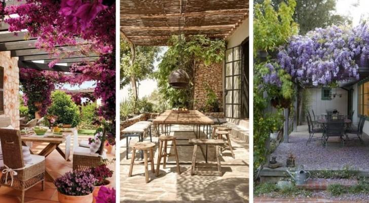 13 pergolati da sogno per allestire una fantastica zona relax in giardino