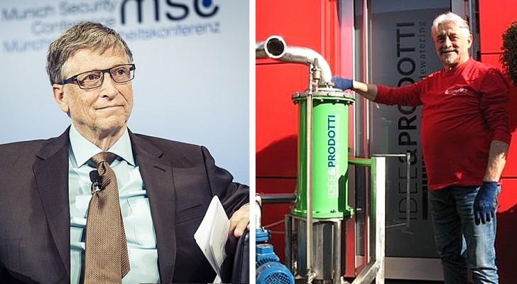 Un ancien ouvrier de 72 ans invente une pompe hydraulique pour les pays en développement et reçoit 1 million de Bill Gates