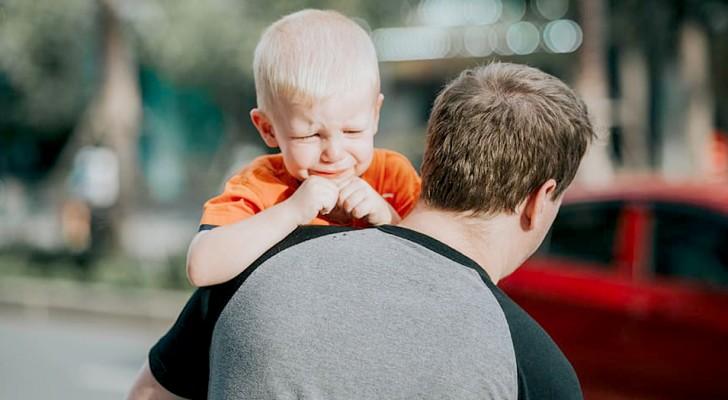 Te afwezige ouders kunnen emotionele wonden veroorzaken bij kinderen die moeilijk zullen genezen