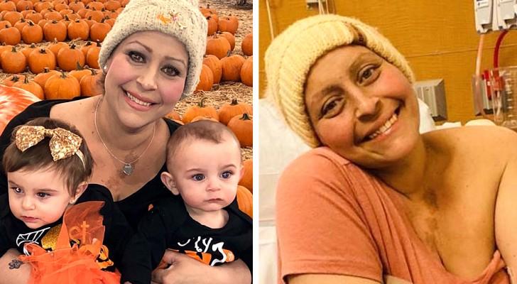 Luchó contra la leucemia para poder traer al mundo a sus gemelos: adiós Susie, mamá valiente