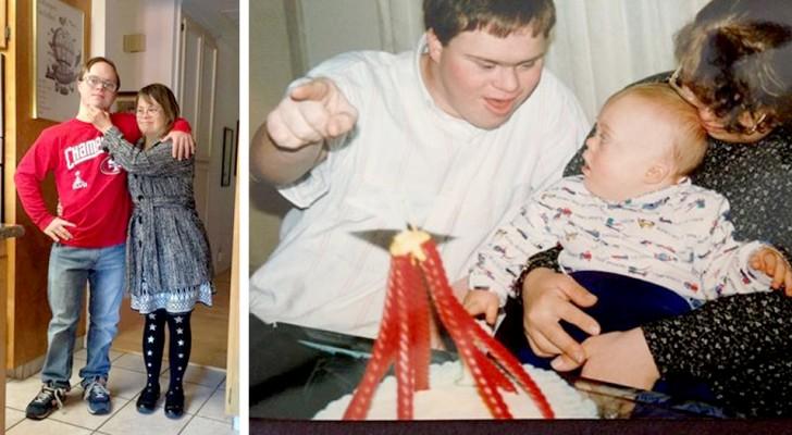 Um casal com Síndrome de Down dá à luz um filho: se desencadeia um debate sobre o senso de responsabilidade