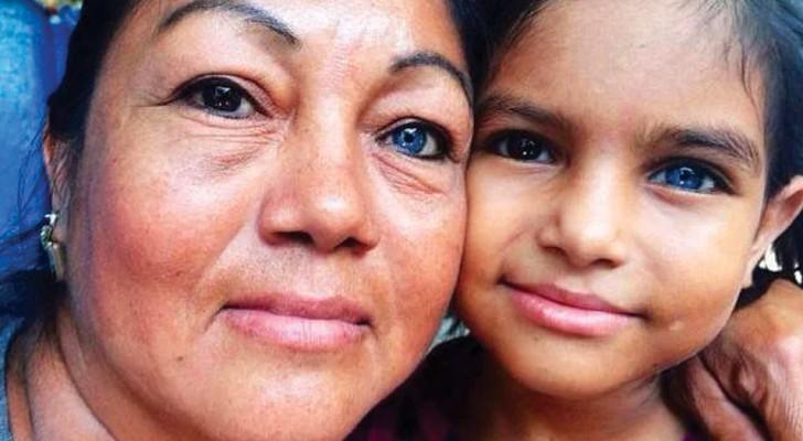 10 bambini la cui parentela con i genitori è inequivocabile