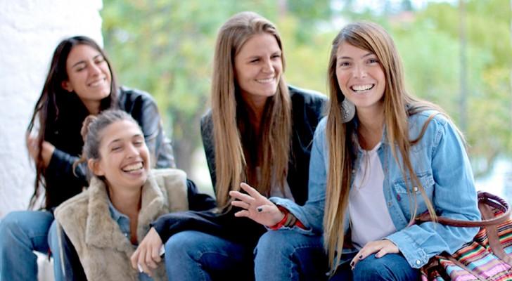 A volte la vita ci insegna che i veri amici non li perdiamo mai: sono quelli che rimangono nonostante tutto
