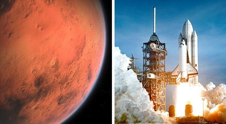 La NASA cerca volontari per simulare viaggi su Marte: vivranno in