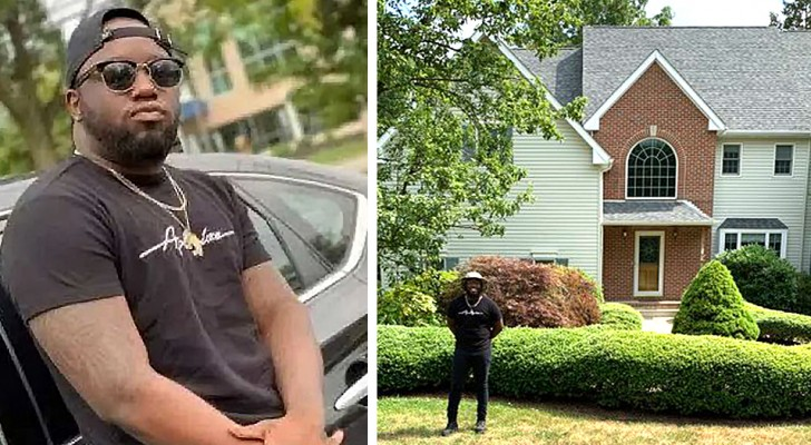 He was driven from home and forced to sleep in a car for 4 years: now this young man has managed to buy himself a house