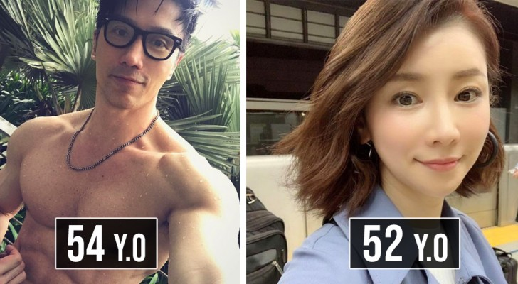 11 people who look much younger than what they really are